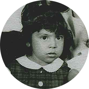 Baby Picture - Gloria Campos