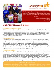 CAP CARE - Success Story